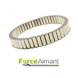 Bracelet 100 % magnétique...