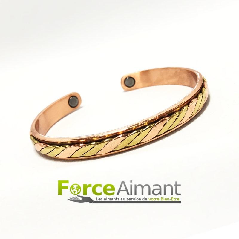 bracelet 100 % magnétique cheville