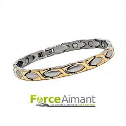 Bracelet magnétique Olive