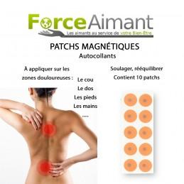 Patchs magnétiques