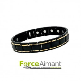Bracelet bicolore...