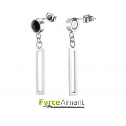 Boucles d'oreilles magnétiques