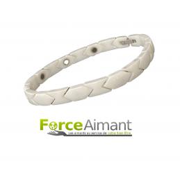 Bracelet céramique magnétique