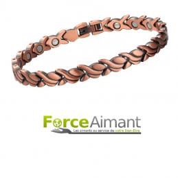 Bracelet cuivre magnétique...