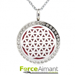 Collier diffuseur huiles...