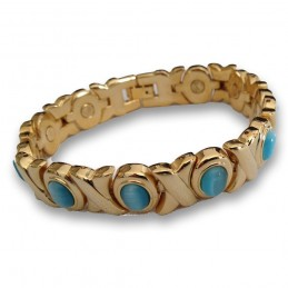 Bracelet magnétique raffiné